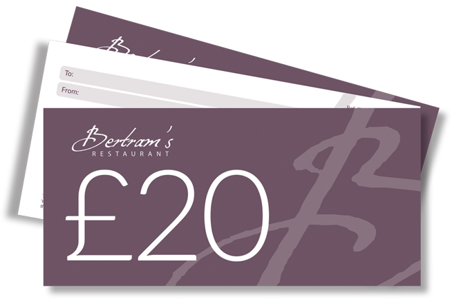 Gift voucher monetary value bertrams restaurant we can send the gift voucher directly to you we will email you with confirmation of despatch and receipt of your purchase payment will show on your bank negle Image collections